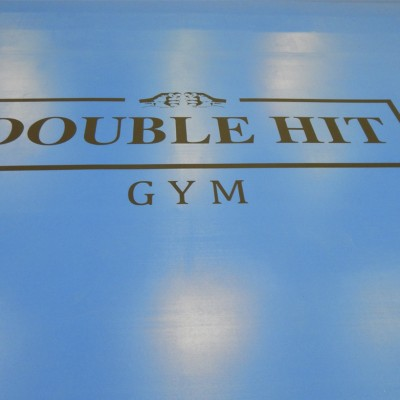 DOUBLE HIT GYM