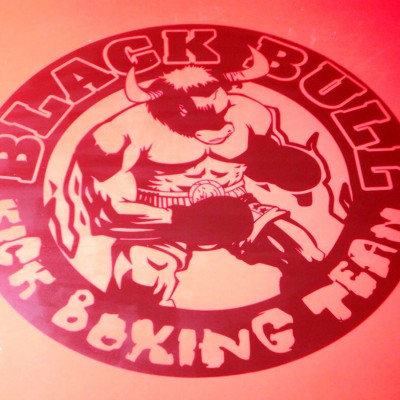 BLACK BULL TEAM KICK BOXING TEAM
