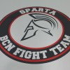 SPARTA BCN FIGHT TEAM. CESAR CORDOBA